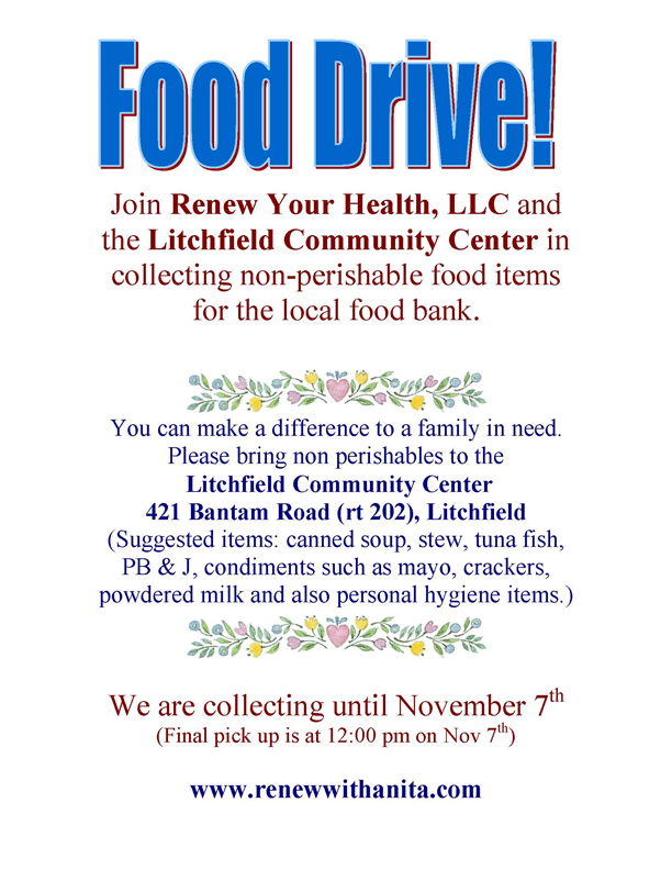 Food Drive Flyers | gnewsinfo.com
